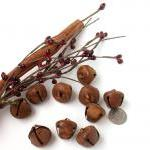 Rusty Jingle Bells - 20mm -..